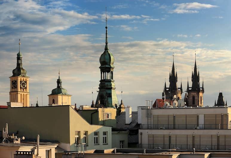 Residence Bene, Prague, View from Hotel