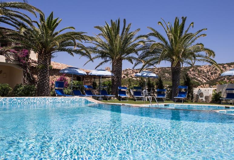 La Jacia Hotel & Resort, Arzachena, Solárium