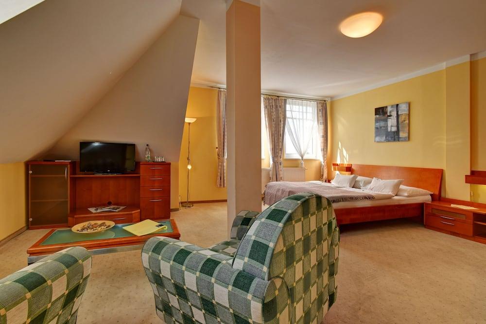 Apartemen Comfort, 2 kamar tidur, dapur - Area Keluarga