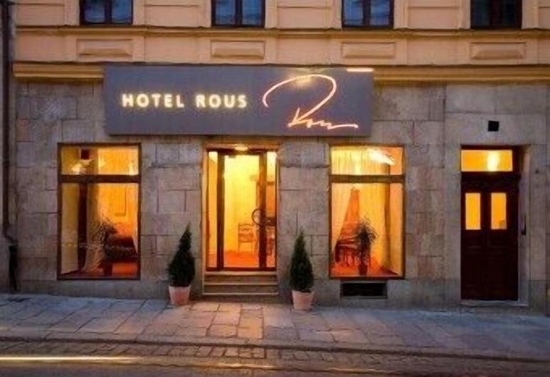 Hotel Rous, Plzen