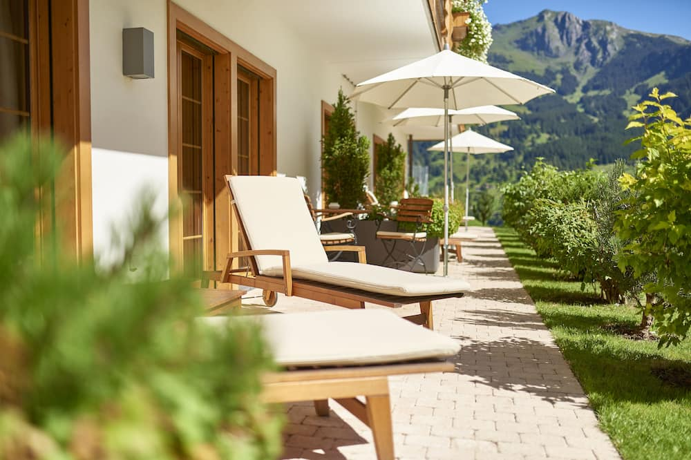Junior-suite (Mini) - Terrasse/patio