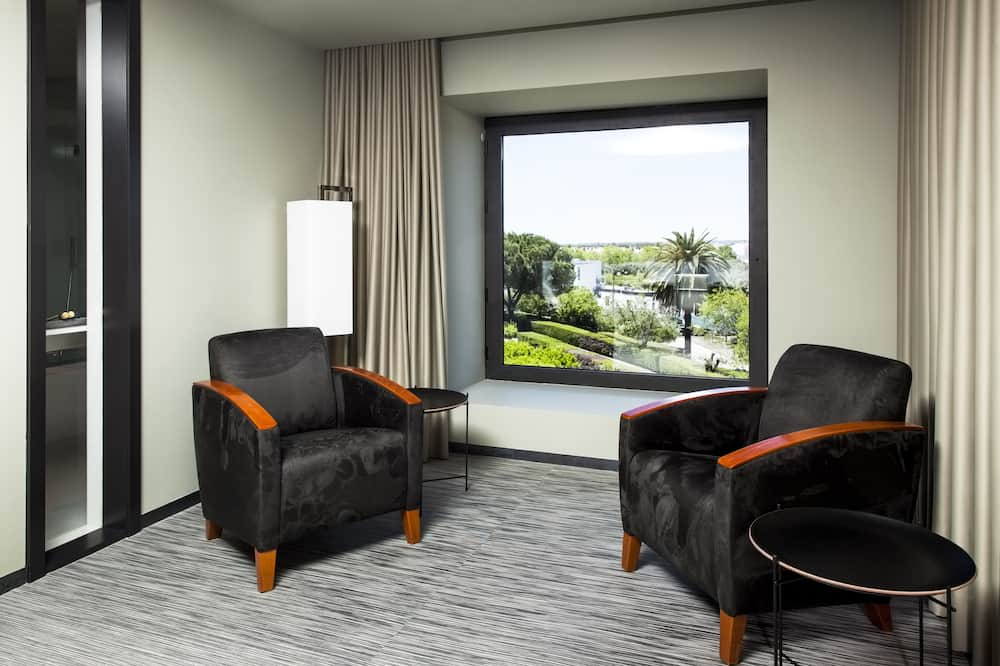 Suite (2 Adults+ 1 Child) - Living Room