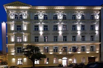 Mynd af Assenzio í Prag