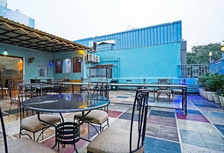 Hotel Pooja Palace, Νέο Δελχί, Αίθριο/βεράντα
