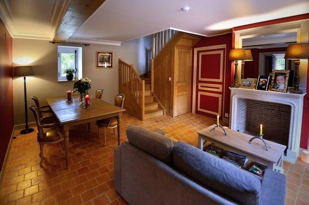Kambarys su patogumais (in d'Artagan House) - Svetainės zona