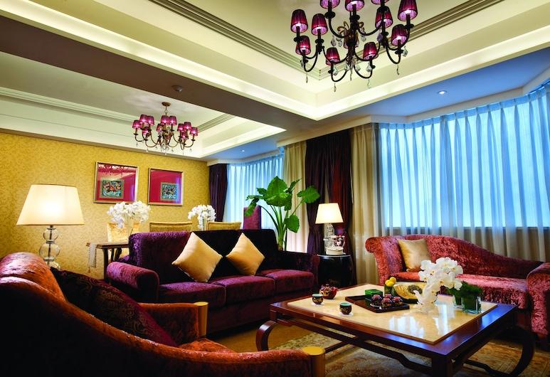 Chengdu Tianfu Sunshine Hotel, Chengdu, Quarto Familiar, Quarto