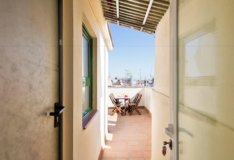 Inside Barcelona Apartments Vidreria, ברצלונה, דירה, טרסה, מרפסת/פטיו