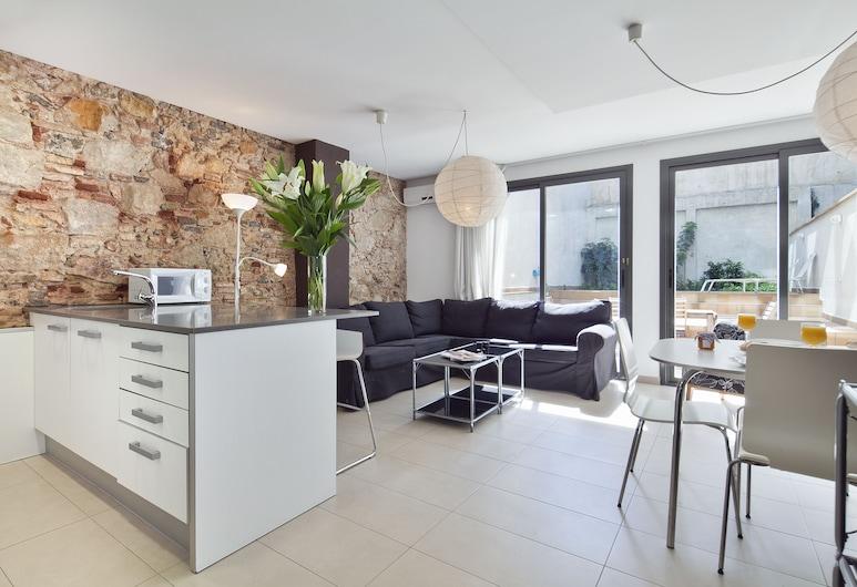 Inside Barcelona Apartments Sants, Barselona