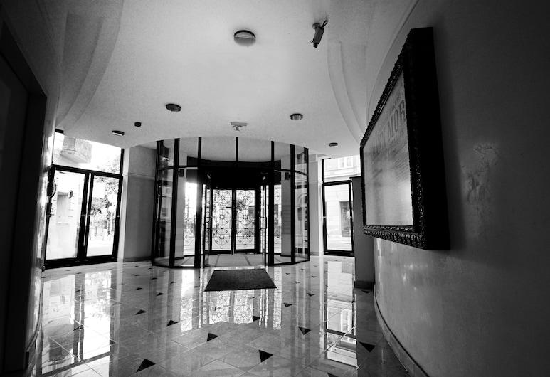 Comfort Apartments, Budapeszt, Lobby