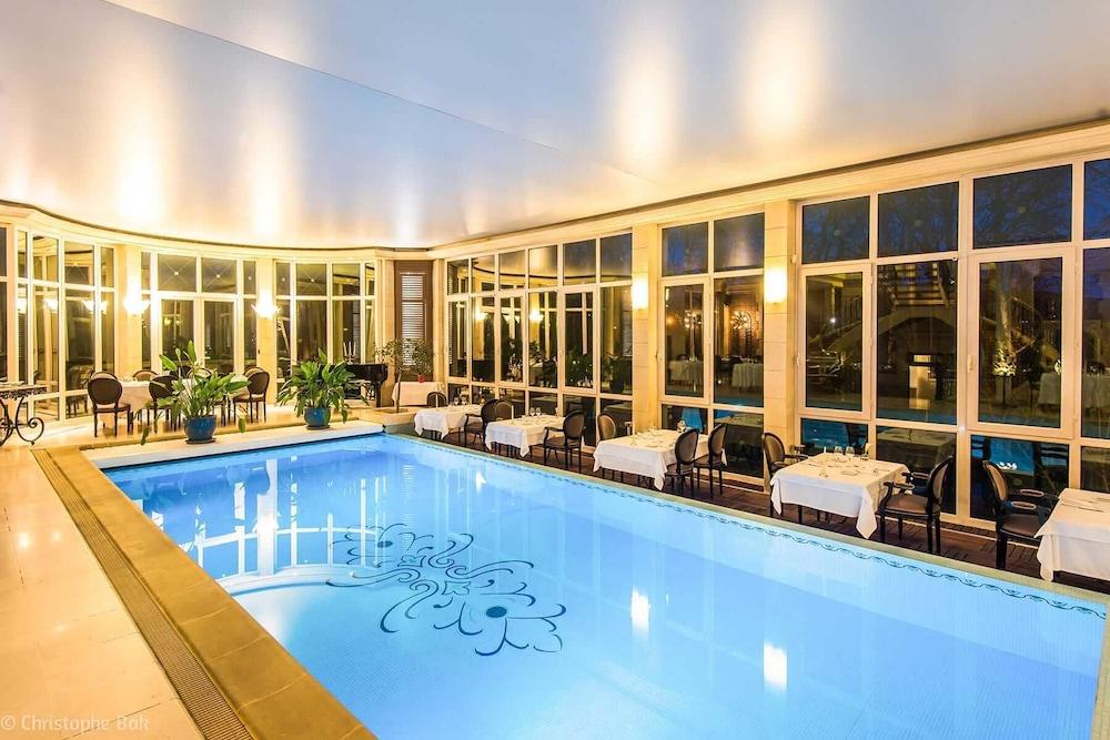 les jardins depicure bray et lu indoor pool - Jardin D Epicure