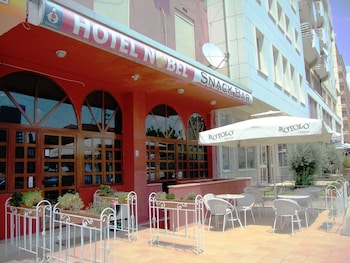 Fotografia do Nobel Hotel em Tirana