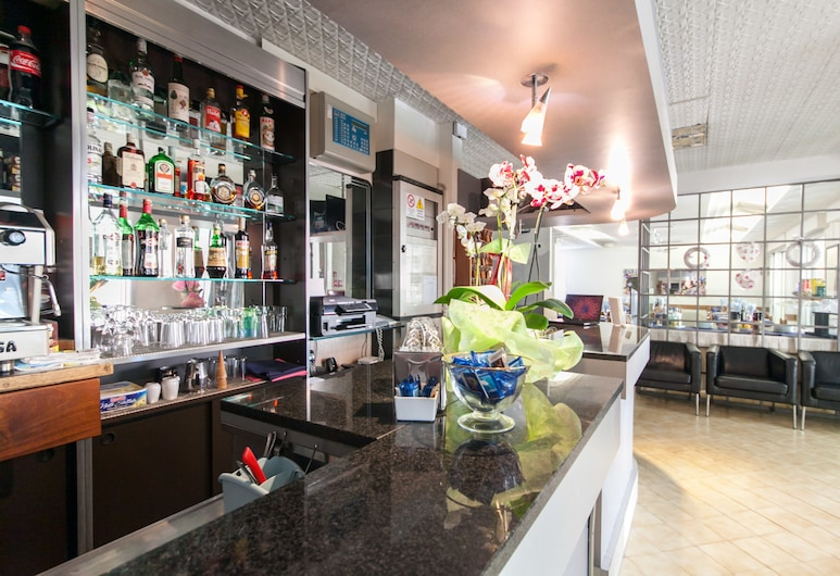 Hotel Superga, Rimini, Bar do Hotel