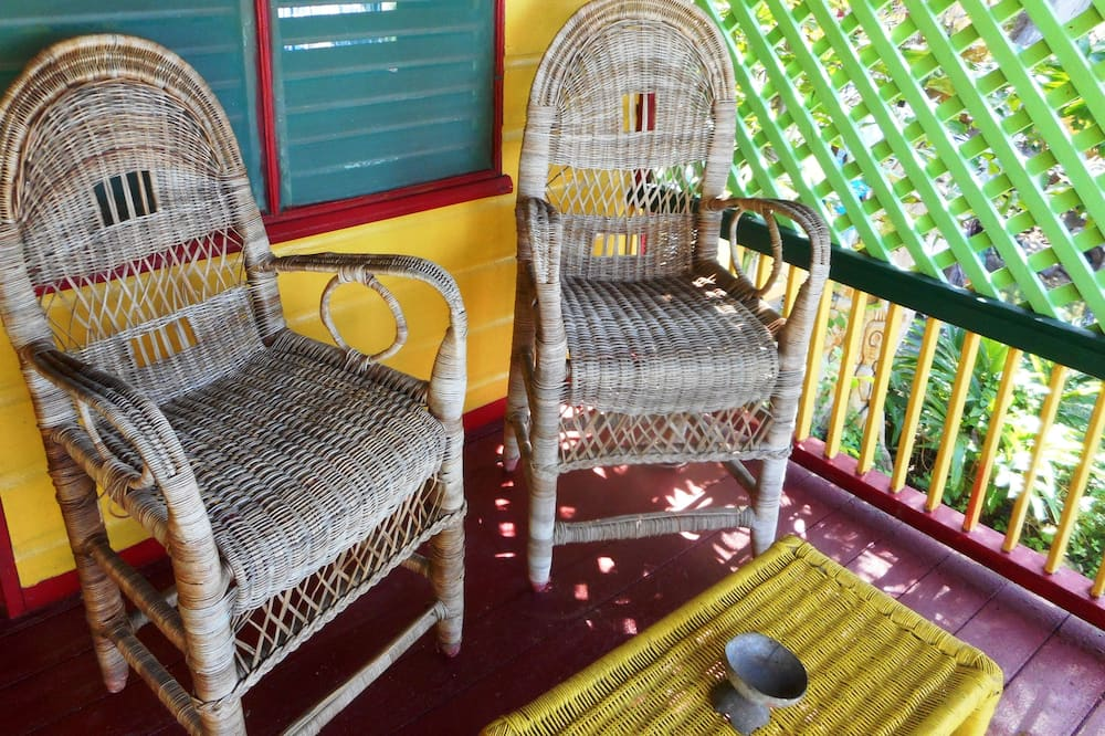 Basic Çatı Katı (Loft), 2 Yatak Odası, Kısmi Deniz Manzarası - Balkon
