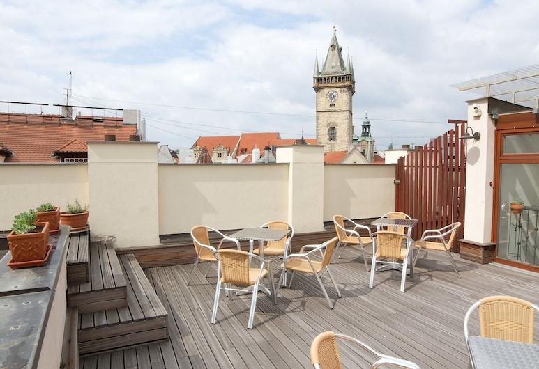 Hotel Dar, Praag, Terrein van accommodatie