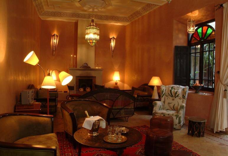 Riad Saba, Marrakech, Hotellounge