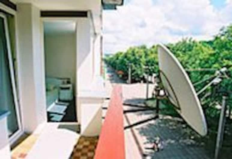 考納斯公寓, 考納斯, 陽台