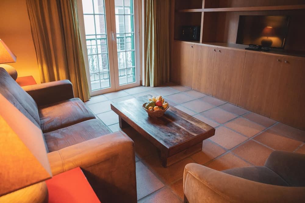 高級開放式客房 - 客廳