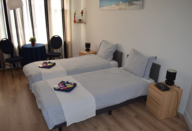 Las Vegas, Amsterdam, Double Room, Guest Room