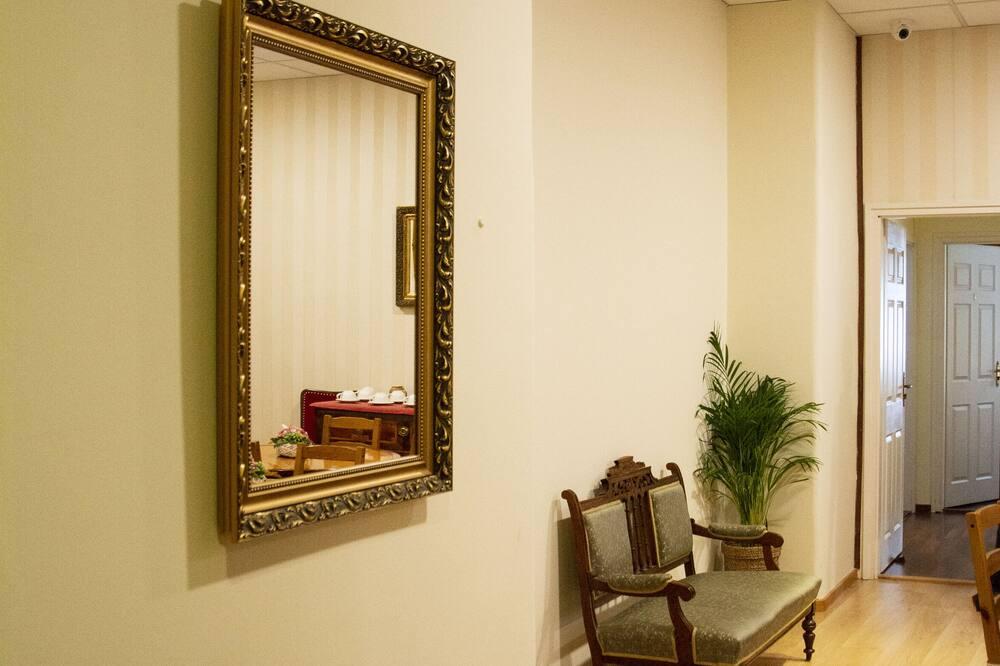 Pokój dwuosobowy (pobyt 1 osoby) - Powierzchnia mieszkalna
