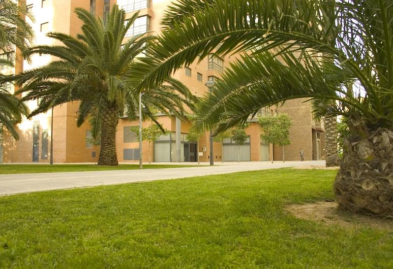 Apartamentos Plaza Picasso, Valencia, Innenhof