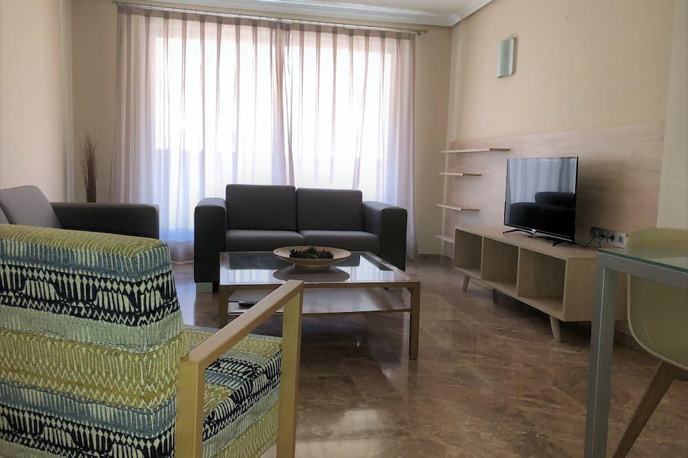 Superior Διαμέρισμα (3 persons) - Καθιστικό