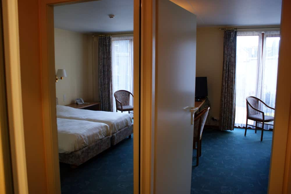Standard-Zweibettzimmer - Wohnzimmer
