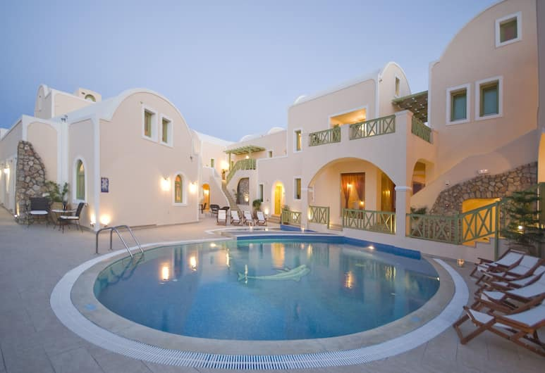 Hotel Anassa, Santorini, Outdoor Pool