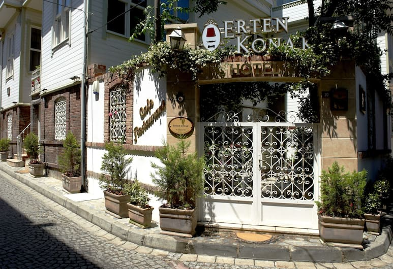 Erten Konak - Special Class, Istanbul, Hotellets front
