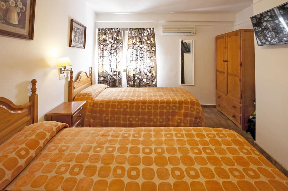 Tweepersoonskamer, privébadkamer - Kamer