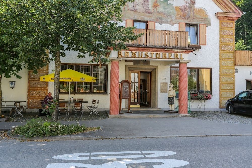 Brauereigasthof Bräustüberl, Fuessen