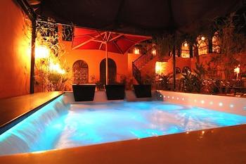 Restplasser til Marrakech