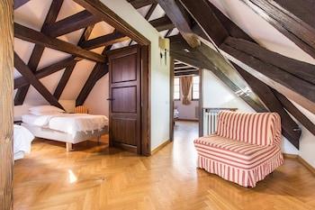Prag bölgesindeki Residence Thunovska 19 resmi