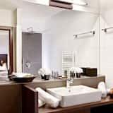 Quarto Duplo Deluxe, Varanda (Samerweg) - Casa de banho