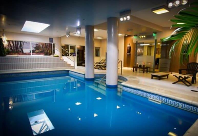 Cilene del Faro Suites & Spa, Ushuaia, Indendørs pool