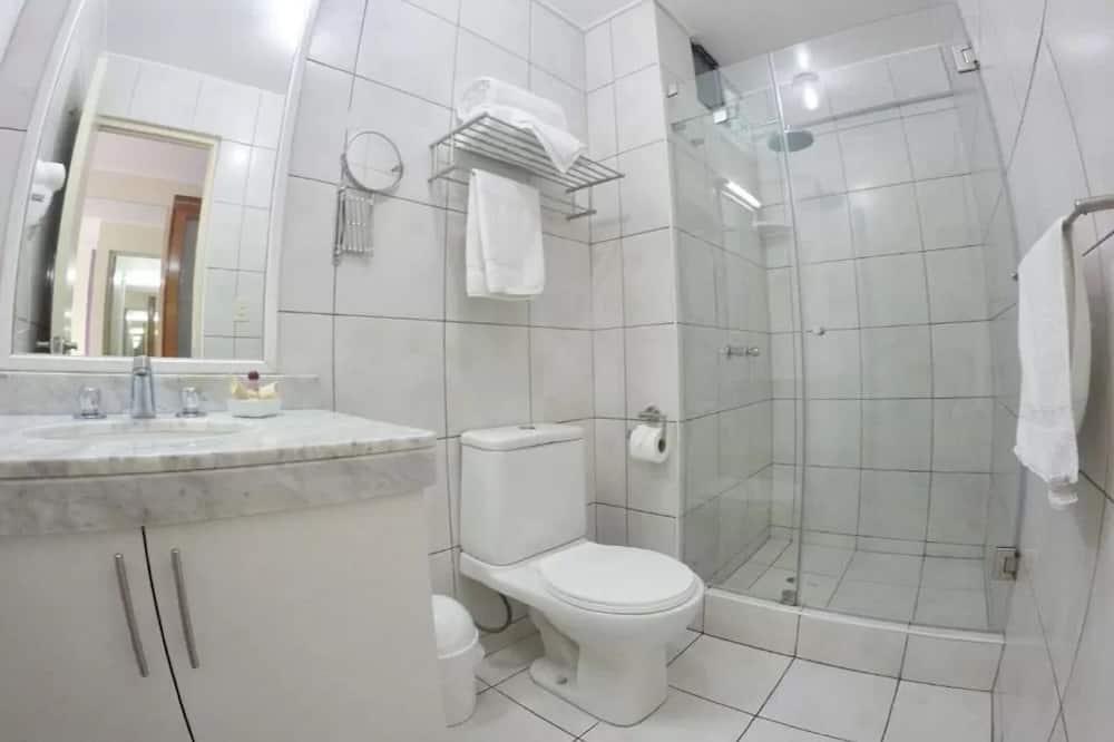 Standard Twin Room - Bilik mandi