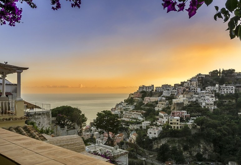 Villa Mary Suites, Positano, View from Hotel