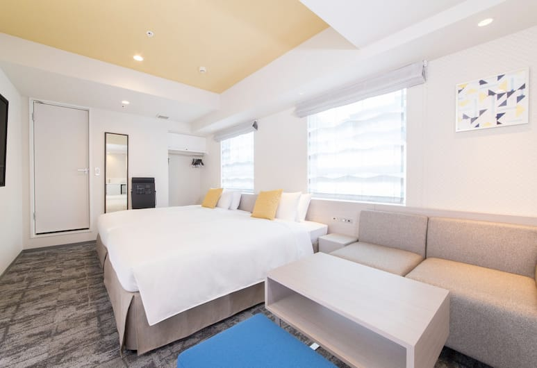 Tokyu Stay Suidobashi, Tokyo, Superior Twin Room, Non Smoking, Guest Room
