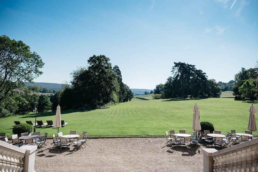 Luxury Room - Balcony View