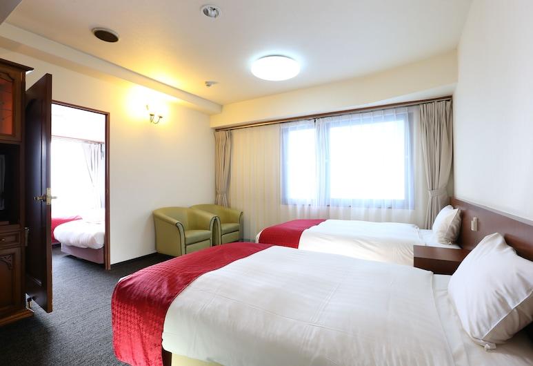 ホテルウィングインターナショナル新大阪, 大阪市, ファミリー ルーム 喫煙可, 部屋