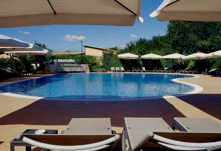 Hotel La Giocca, Rome, Outdoor Pool