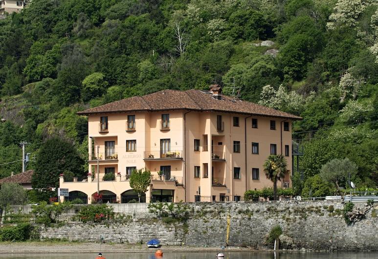 Hotel Ristorante Sole, San Siro, Hotel Front