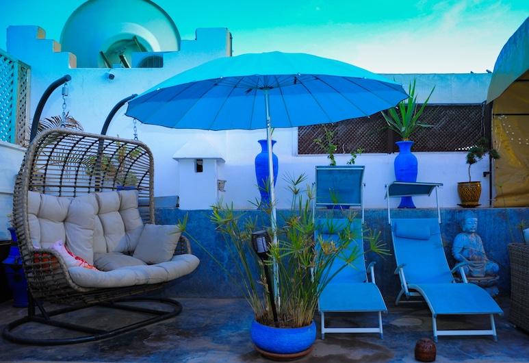 Riad L'Orchidée & SPA, Marrakech, Terrass