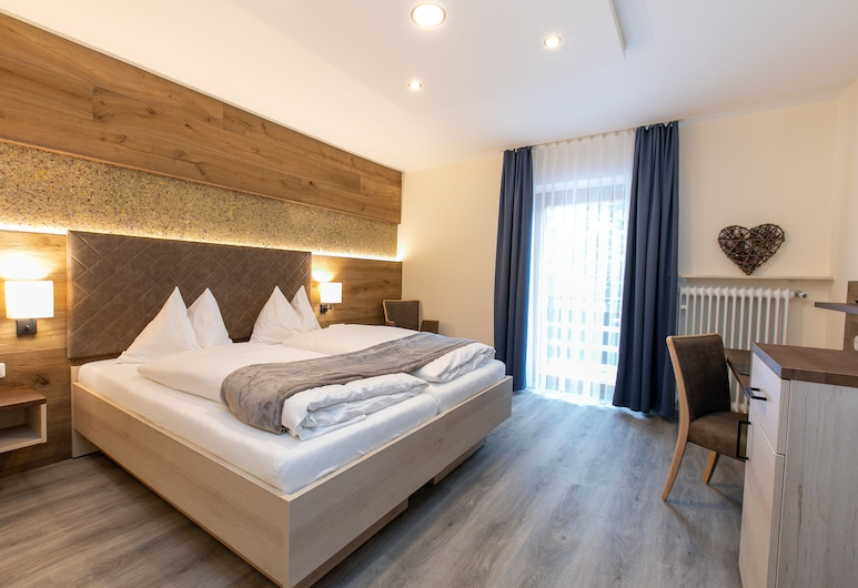 Hotel am Wald, Bad Tölz, Traditional-Doppelzimmer, Zimmer