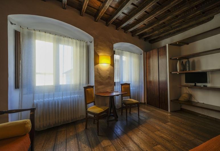 B&B Bonsignori, Firenze, Camera Superior con letto matrimoniale o 2 letti singoli (Orange), Camera