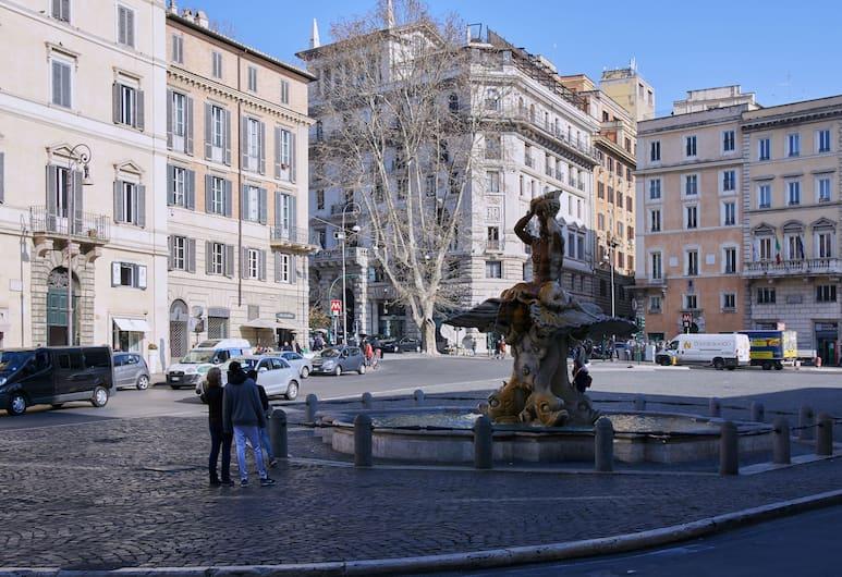 巴貝里尼套房酒店, 羅馬, 外觀