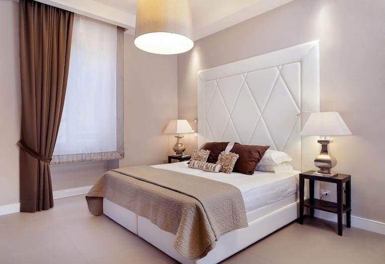 Deseo Home, Roma, Habitación doble Deluxe, Habitación