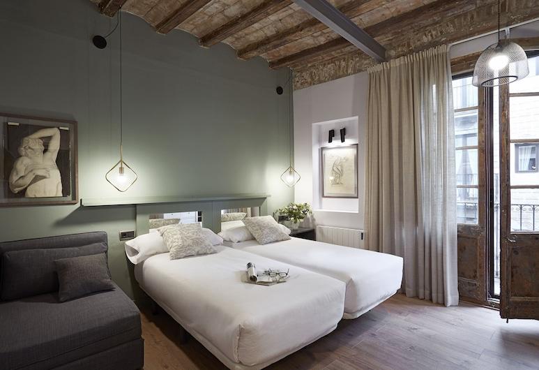 AinB 哥德海梅一世酒店, 巴塞隆拿, 標準公寓, 客房