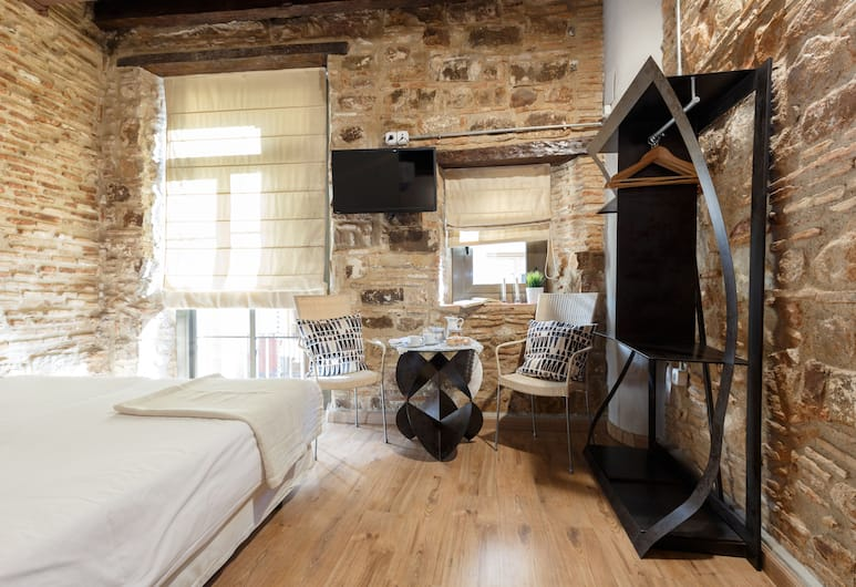 AinB Picasso Corders Apartments, Barcelona, Studio, Rom