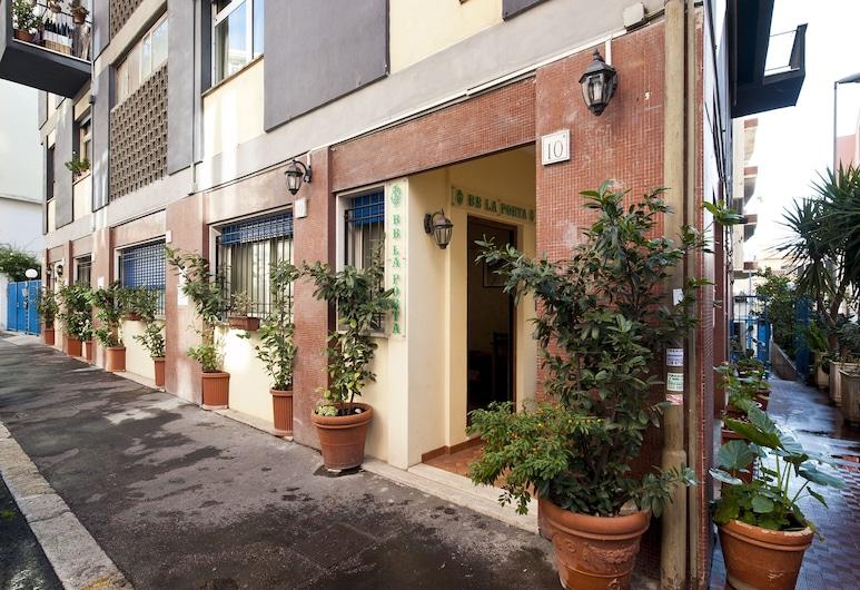 波爾塔酒店, 羅馬, 豪華三人房, 客房
