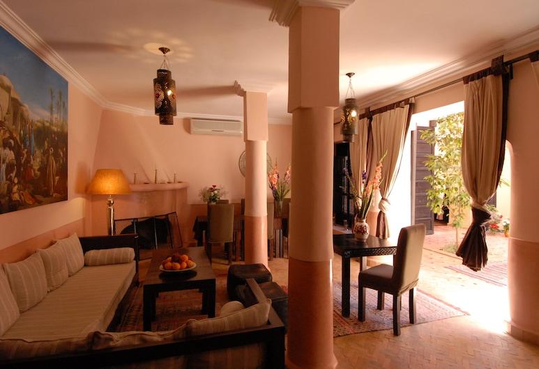 Riad Ajmal, Marrakesh, Area Keluarga